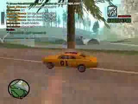 Grand Theft General Lee Auto