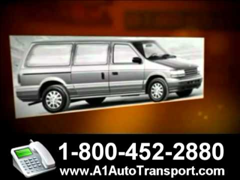 Car Shipping Guide By A1 Auto Transport - 1-800-452-2880