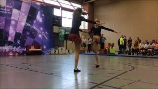 Lara Steimer & Leonie Linsler - Caddy Cup 2018
