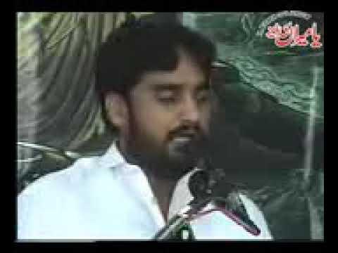 Zakir Waseem Abbas Baloch 2011 Jalsa Haji Syed Najam ul Hassan Shah Notak