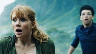 How 'Jurassic World: Fallen Kingdom ' Built A Diverse Dino World