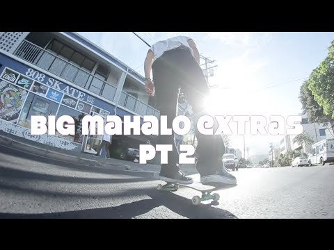 Jason Park - The Big Mahalo Extras pt2