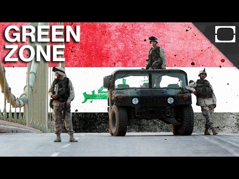 Why Is Iraq's Green Zone So Controversial?