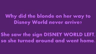 Funny Best Blonde Jokes!