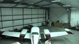 Wasilla, Alaska | Wolf Lake Hangar for sale with two apartments