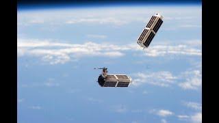 CubeSats & SmallSats (live public talk)