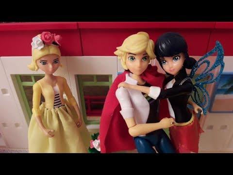 Леди Баг и Супер-Кот: Бал у Хлои (медленный танец Маринетт и Адриана).