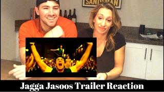 Jagga Jasoos (2017) Official Trailer Reaction - Katrina Kaif, Ranbir Kapoor