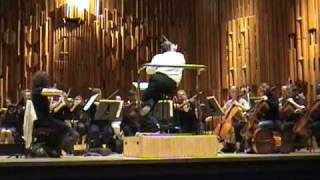 English Chamber Orchestra Rehearsing With Jeffrey Tate