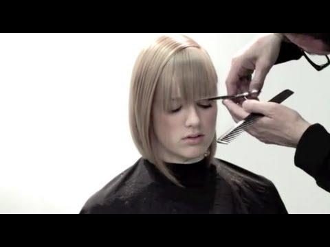 Babe Bob Haircut