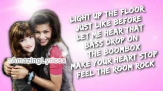 Zendaya Video - Shake It Up's Bella Thorne and Zendaya - Watch Me Lyrics.