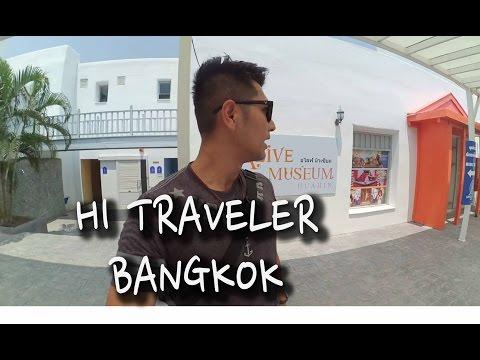 HI Traveler Zulfikar Naghi - Bangkok