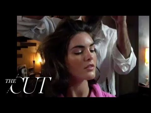 Hilary Rhoda Gets Dressed Video