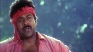 My Boss - Big Boss Malayalam Movie Scenes - Climax Scene - Chiranjeevi, Meena, Roja