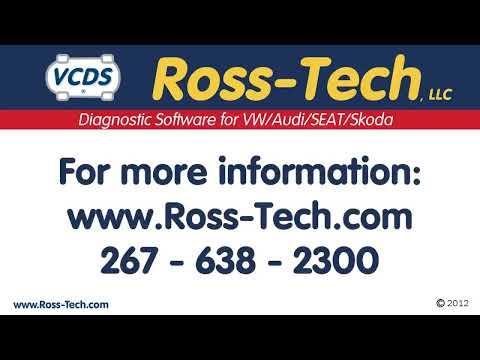 VCDS by Ross Tech