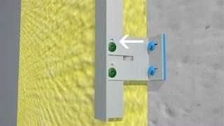 EQUITONE - La sottostruttura di una facciata ventilata