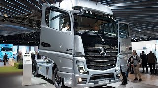 Mercedes Benz Actros 1863 LS   Edition 1