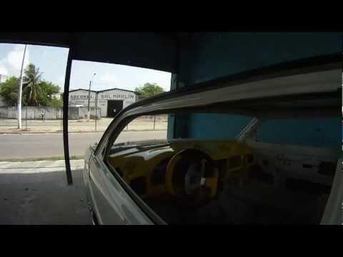 saveiro com o teto rebaixado video 4