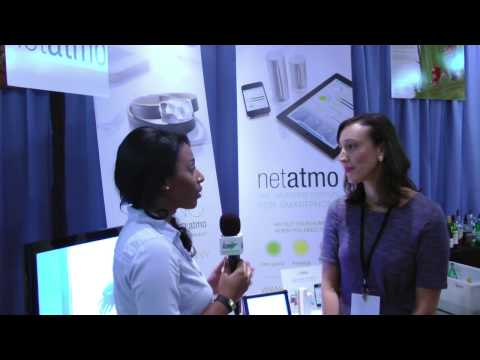 Netatmo Talks June, Brand New Device