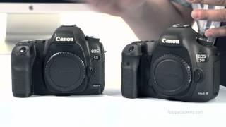 Canon 5D Mk III Tutorials