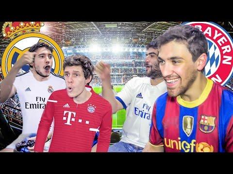 REAL MADRID vs BAYERN MUNICH  | Champions League 2017 | FIFA 17 thumbnail