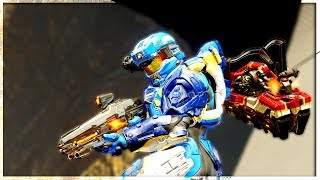 Halo 5 - Big Team Super Fiesta Is Crazy!