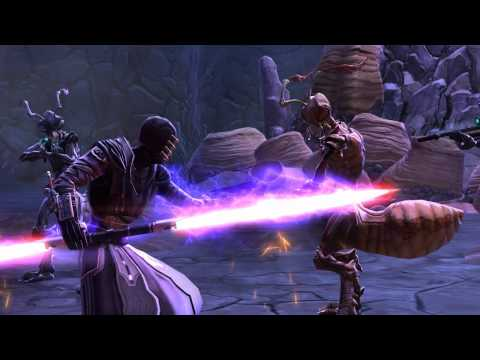 STAR WARS™: The Old Republic™ - Character Progression - Sith Inquisitor