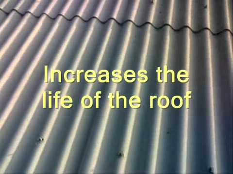 Roof Heat Insulation Youtube