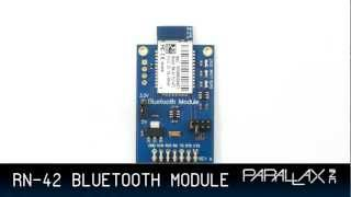 Roving RN-XV WiFi shield connected to Arduino