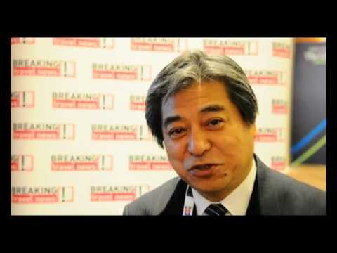 Fumihiro Sakakibara, executive producer, Japan Association of Travel Agents Tourism Forum