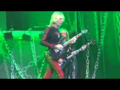 Judas Priest - The Green Manalishi - Donostia - Velódromo Anoeta - 20 ...