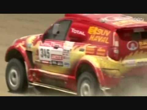 Great Wall Haval H3 - Dakar 2012