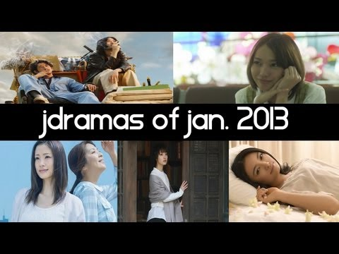 Top 5 New 2013 Japanese Dramas [ January ] - Top 5 Fridays