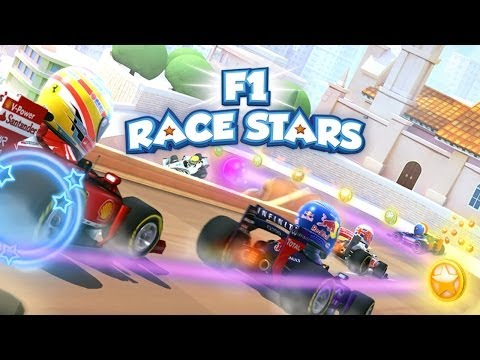 F1 Race Stars™ - Universal - HD Gameplay Trailer