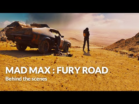 The vehicles of Mad Max Fury Road. Amazing the attention to detail we'd never even notice, though appreciate