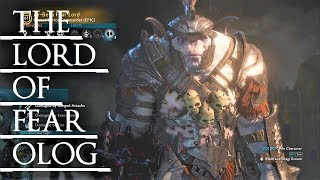 Shadow of War: Middle Earth™ Unique Orc Encounter & Quotes #180 THE FEAR LORD OLOG