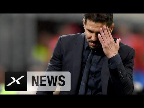 "Champions-League-Finale? Diego Simeone: ""War der Tod für mich"" | Atletico Madrid"
