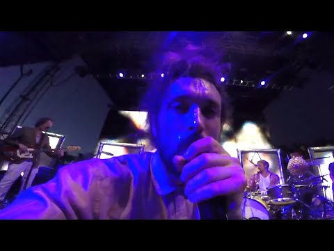 Fan Throws GoPro Onstage at Coachella! | What's Trending Now