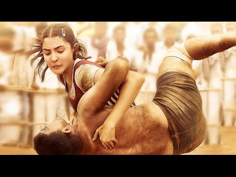 Sultan Movie 2016 - Anushka Sharma's FIRST Look Out