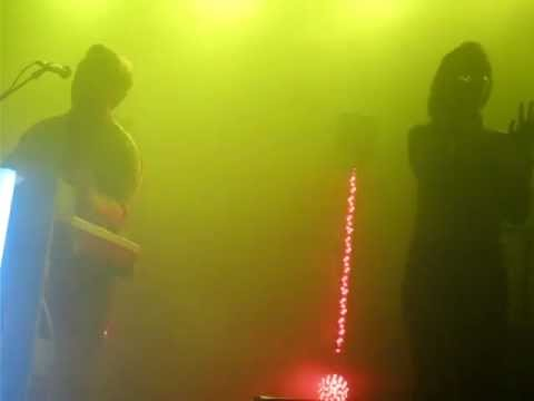 Chad Valley - My Girl (Live @ The Forum, London, 20.11.12)