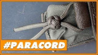 Вяжем красивый узел Diamond knot
