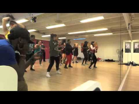 Aidonia - Dutty Heart People Choreography by MELPO MELLZ