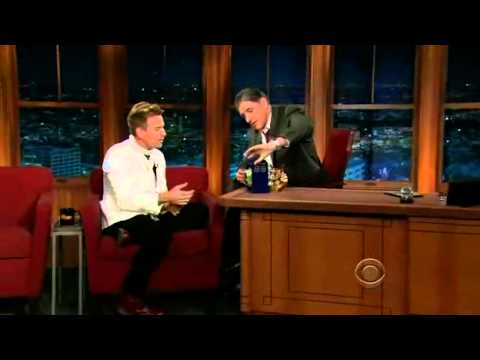 Craig Ferguson 11/15/11D Late Late Show Ewan McGregor XD