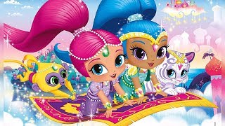 Shimmer and Shine Enchanted Carpet Ride Shimmer and Shine Cartoons For Kids