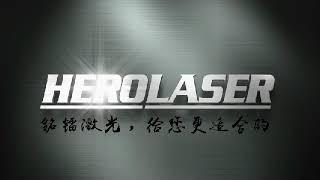 Herolaser 100w rust removal 3