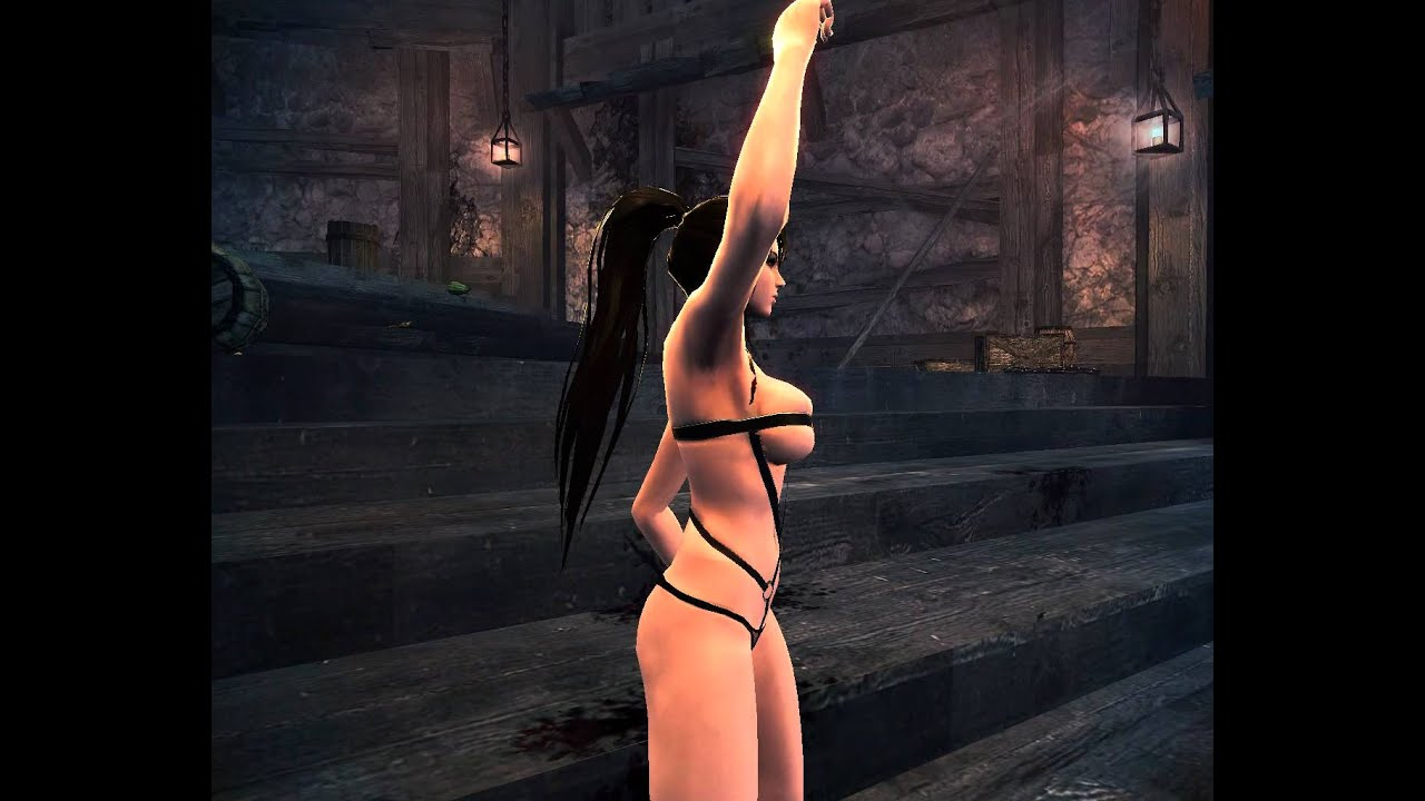 Vindictus female nude mod erotic movies
