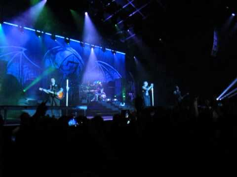 Avenged Sevenfold - Seize The Day Live! Sydney Luna Park Big Top 26 02 2014 video
