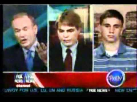 Bill O'Reilly Gets Owned By Kid