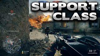 Battlefield 1 Leveling Support Class