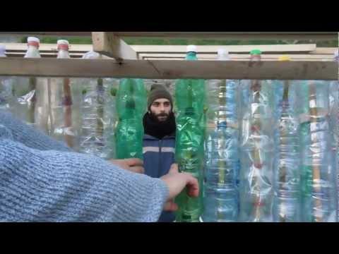 La Casa delle Bottiglie di Plastica - Gruppo Permacultura Sicilia